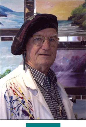 J. Sanford, Artist